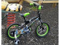 Kids Bike 14 inch Ben 10
