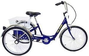 ADULT TRICYCLE ELECTRIC