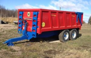 Marshall QM11 Dump/Grain Trailer