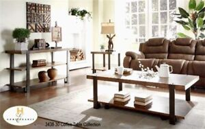 NEW ARRIVALS!!! Coffee Table ON SALE 15%OFF