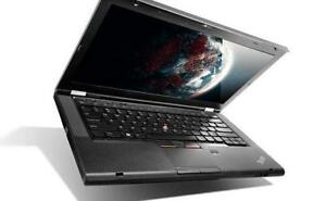 "LENOVO T430 THE ULTIMATE 14"" BUSINESS LAPTOP INTEL CORE i5"