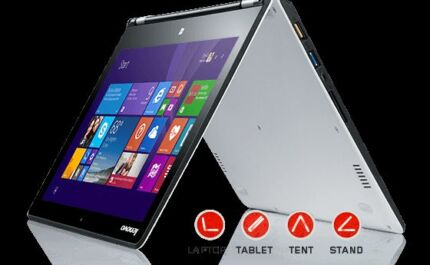 "Lenovo Yoga 3 Portable Laptop 11"" City North Canberra Preview"