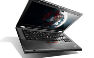 Lenovo ThinkPad Laptops on Sale!