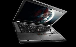 "Lenovo Thinkpad T430 14"" LED Laptop i5-3320M 2.60GHz 4GB RAM 320GB HD Intel HD Graphics 4000 Win8Pro0"