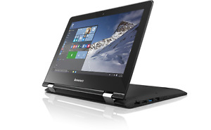 New Sealed Lenovo Flex 11 Touch, Intel Pentium,4gb ram, 64gb ssd