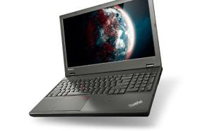 T540p, i5, 2,5 Ghz, 320 Go, 8 Go de RAM, clavier numérique