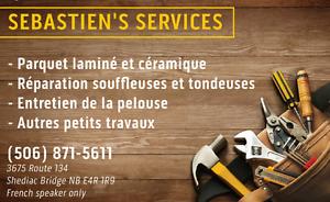 SEBASTIEN'S SERVICES