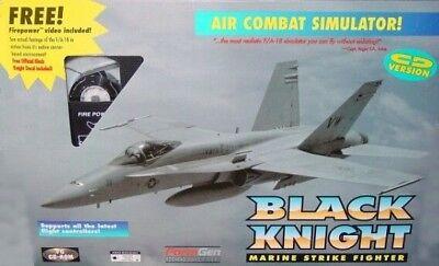 Black Knight  Marine Strike Fighter  1Clk  Windows 10 8 7 Vista Xp Install