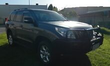 '10 Prado GXL Turbo Diesel Auto Wagon with NO DEPOSIT FINANCE!* O'Connor Fremantle Area Preview