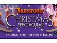 THURSFORD CHRISTMAS SPECTACULAR Wednesday 12th Dec . 7pm