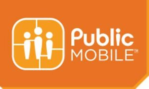 Promotion Public Mobile $25 Credit Plan cellulaire cellphone