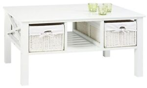 JYSK coffee table WHITE
