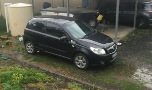 09 holden barina 4000 firm not neg. urgant sale as need a 4x4 duel cab Maryborough Central Goldfields Preview