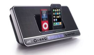 JVC NX-PN7 iPod/iPhone audio system