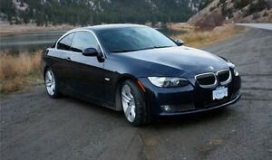 2008 BMW 3-Series 335I Coupe (2 door) - 6sp RWD Twin Turbo