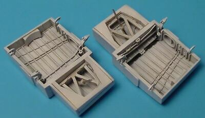 AIRES HOBBY 1/48 A1H WHEEL BAY FOR TAM 4174