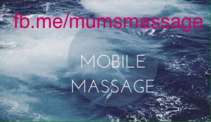 Massage relaxation, pre/post natal