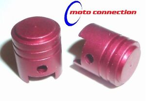 RFX-RED-ANODIZED-ALLOY-PISTON-DESIGN-TYRE-VALVE-DUST-CAPS-HONDA-CR80-CR85-CR-85