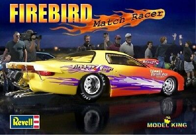 Revell [RMX] 1:25 Firebird Match Racer Pro Plastic Model Kit 85-2059 RMX852059