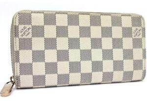 f044e0c6e669 Louis Vuitton Damier Azur Wallet