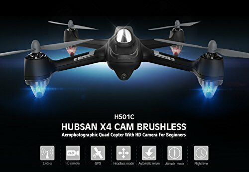 Hubsan X4 H501C Drone Brushles...