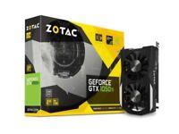 Zotac Gtx 1050ti oc graphics card