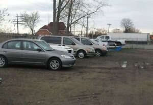 Airport parking also available OUTDOOR STORAGE SPACE  AVAILABLE London Ontario image 2