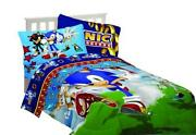 Sonic The Hedgehog Bedding
