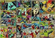 Avengers Wall Mural