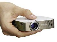 Philips PicoPix PPX3414 LED Multimedia Pocket Projector