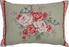 Polyester Spotted Decorative Cushions
