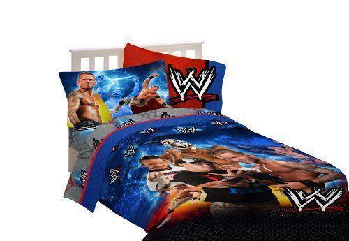Wwe Bedding Ebay
