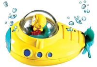 Munchkin Undersea Explorer Yellow Submarine Bath Toy Baby Bathing Fun Grooming - munchkin - ebay.co.uk