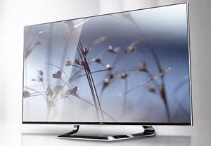 "LG 55"" LED 3D SMART TV (1080p, 480Hz Refresh Rate) *IN ORIGINAL BOX*"