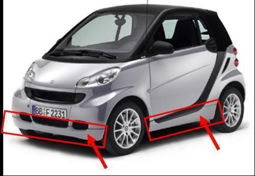 smart 451 bodypanel auto motorrad teile ebay. Black Bedroom Furniture Sets. Home Design Ideas