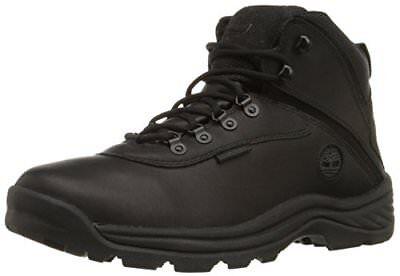 Timberland Mens White Ledge Mid Waterproof Ankle Boot,Black,10 W (Timberland Mens White Ledge Mid Waterproof Ankle Boot)
