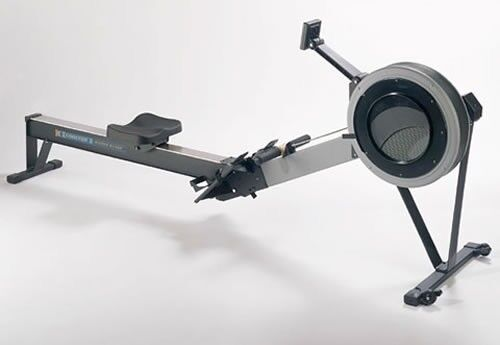 Concept 2 Rower Model C with new computer