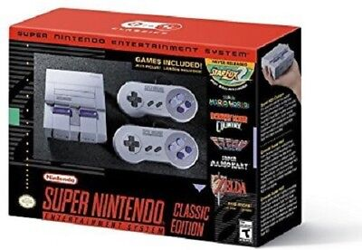 Wonderful NES  Nintendo Entertainment System: SNES Mini Classic Edition