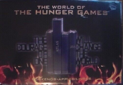 The Hunger Games Bookends