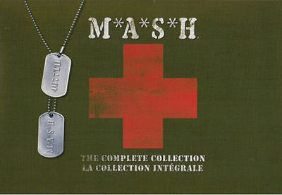 Mash   The Complete Series Collection Seasons 1 11  Dvd 33 Disc Box Set  M A S H