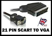 Scart to Monitor