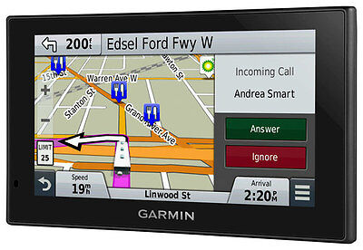 Garmin   Rv 660Lmt 6  Gps With Built In Bluetooth  Lifetime Map Updates And L