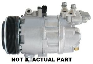 Air conditioning A/C compressor fit BMW E39 E38 E46 320i 323i 325i 328i 330i