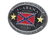 Alabama Belt Buckle