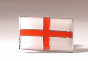 ST George cross Flag Pin Badge