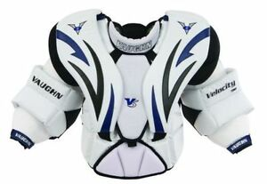 New Vaughn 7260 Int. ice hockey goalie chest and arm protector