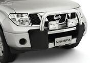 Nissan Navara D40 Nudge Bar