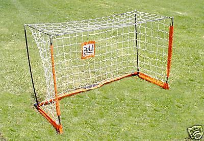 2 Mini Bownet Soccer Goals   Portable Goals for Sports