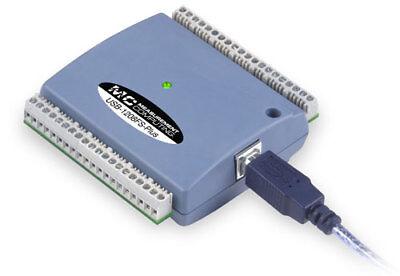 Mcc Usb-1208fs-plus Sb-based Daq Module With 8 Analog Input Channels