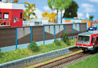 Unassembled Kit FALLER Wooden Model Railroads & Trains